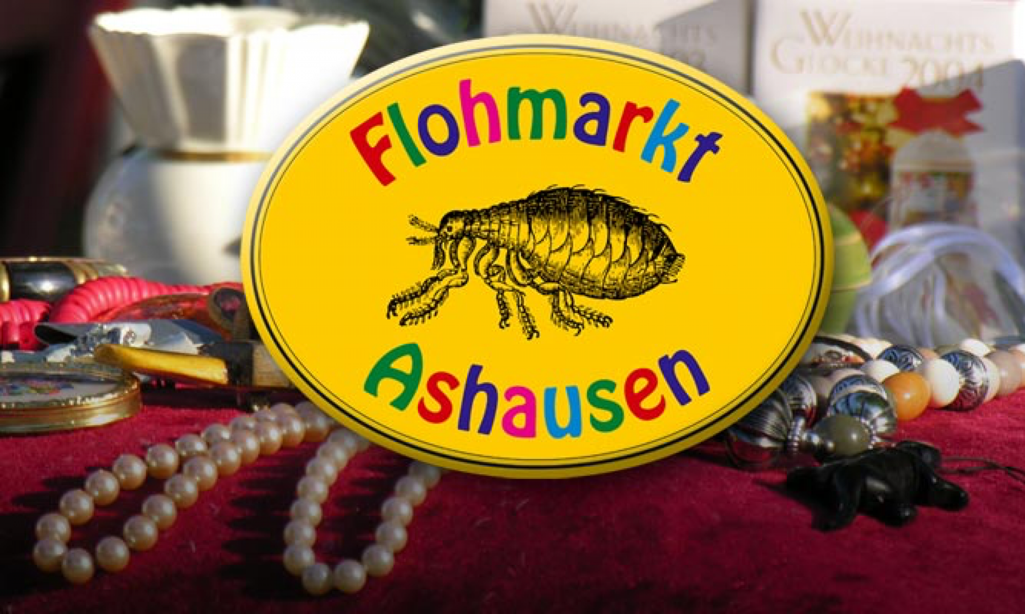 Flohmarkt in Ashausen